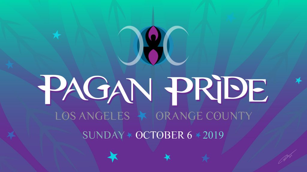 Pagan Pride Los Angeles and Orange County Sunday October 6, 2019